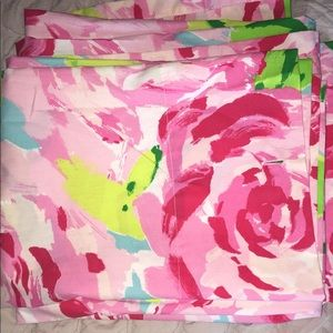 Lilly Pulitzer First Impression Shower Curtain